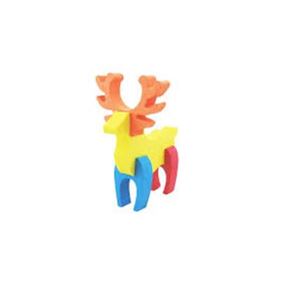 Animals 3D Puzzle – Forest/Desert 立體小動物拼圖-森林沙漠系列
