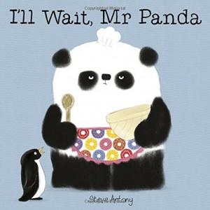 I'll Wait, Mr Panda 熊貓先生,我願意等(精裝繪本)