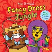Fancy Dress Jungle 叢林時尚派對(平裝繪本)
