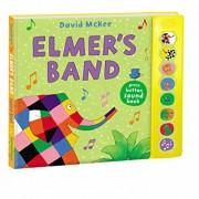 Elmer's Band 大象艾瑪的樂團(壓壓有聲書)