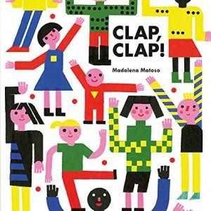 Clap, Clap! 一起來拍手(精裝繪本)