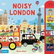 Noisy London (Noisy Books) 吵鬧的倫敦(壓壓有聲書)