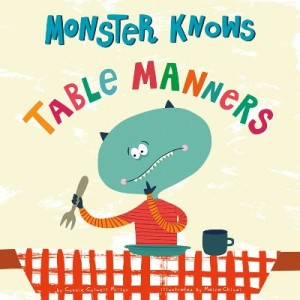Monster Knows Table Manners 小怪獸餐桌禮儀