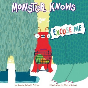 Monster Knows Excuse Me 小怪獸!請原諒