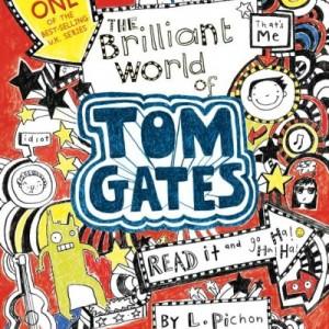 The Brilliant World of Tom Gates 塗鴉小天才蓋湯姆