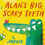 Alan's Big, Scary Teeth 鱷魚艾倫又大又可怕的牙齒