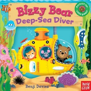 Bizzy Bear: Deep-Sea Diver 忙碌小熊: 潛水艇