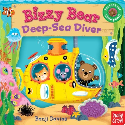 Bizzy Bear: Deep-Sea Diver 忙碌小熊: 潛水艇
