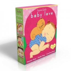 Baby Love (盒裝3冊)