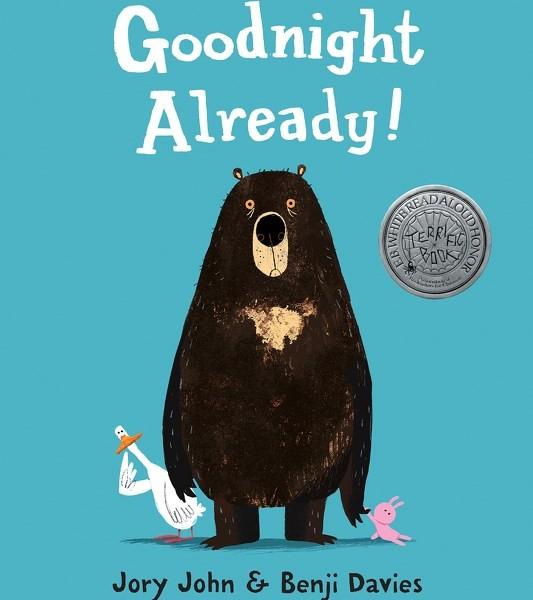 Goodnight Already! 可以說晚安了嗎?