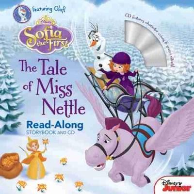 The Tale of Miss Nettle 小公主蘇菲亞:Nettle小姐的冒險 (附CD)