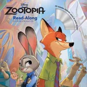 Zootopia 動物方城市 (附CD)