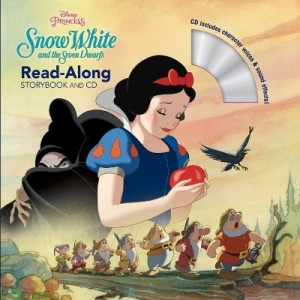 Snow White and the Seven Dwarfs 白雪公主 (附CD)