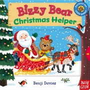 -Bizzy Bear- Christmas Helper-13333-3