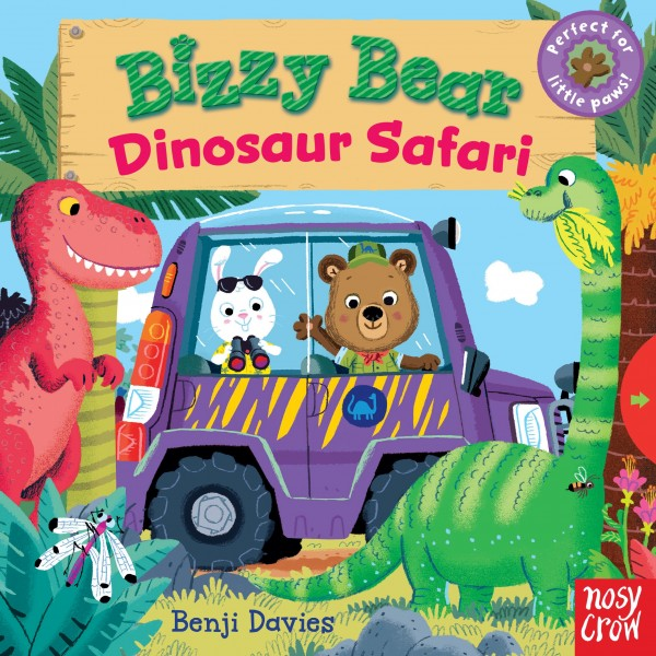 -Bizzy Bear- Dinosaur Safari-13510-3