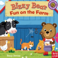 -Bizzy Bear- Fun on the Farm-7279-3