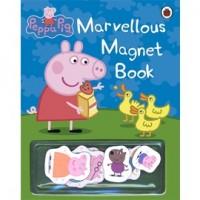 粉紅豬小妹磁鐵書
